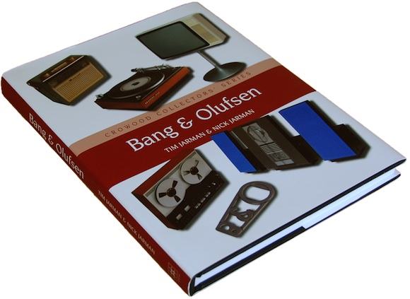 Collecting Bang & Olufsen book